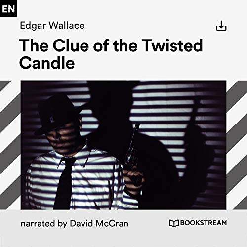 The Clue of the Twisted Candle cover art
