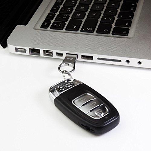 『シリコンパワー USBメモリ 32GB USB3.0 防水 防塵 耐衝撃 亜鉛 合金デザイン 永久保証 Jewel J80 SP032GBUF3J80V1TEJ』の3枚目の画像