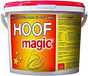 Pellets de biotine - Seau de 5 KG pour approximatif 200 jours - Hoof Magic premium compléments alimentaires