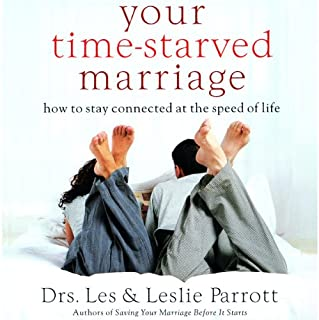 Your Time-Starved Marriage audiobook cover art
