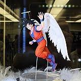 XKMY Figura de acción Dragon Ball Z Angel Goku PVC figuras de acción de 160 mm Dragon Ball Super Ani...