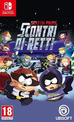 South Park Scontri Di Retti Nintendo Switch Amazon It Videogiochi