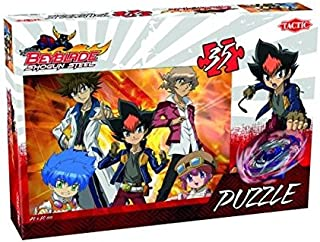 Beyblade - Puzzle Sol
