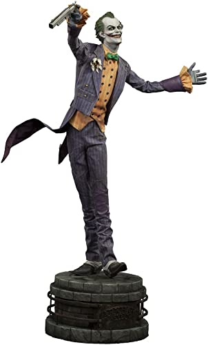 bajo precio Batman Arkham Asylum Premium Format Figur 1 4 4 4 The Joker 62 cm Sideshow Collectibles Statues  descuentos y mas