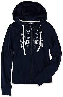 Womens Ath. Club Ny87 Hoodie Sweatshirt