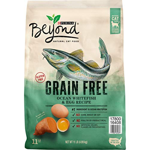 Purina Beyond Grain Free Dry Cat Food