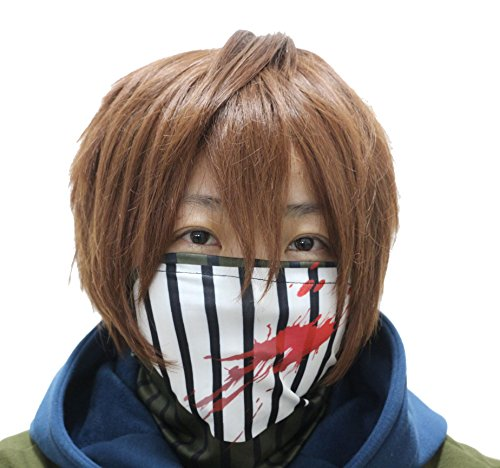 Cosplay Ticci Toby Unisex Horrible Elastic Face Mask Motorcycle Hiking Cycling Fishing Mask