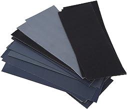 SovelyBoFan almohadilla de pulido de mano para herramientas abrasivas Bloque de lija de mano de 5 pulgadas para papel de lija de gancho y bucle