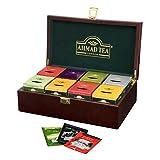 Ahmad Tea Tea Keeper (Pack of 1, Total 80 Enveloped Tea Bags) [Grocery]
