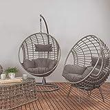 Dawsons Living Milan Hanging Egg Chair