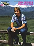 [(E-Z Play Today 127: John Denver's Greatest Hits )] [Author: Hal Leonard Publishing Corporation] [Nov-1996]