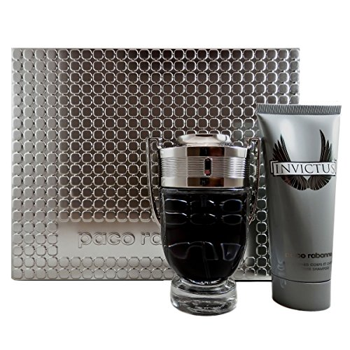 Paco Rabanne Invictus homme/man Set (Eau de Toilette, 100 ml + Duschgel, 100 ml)