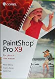 Corel(TM) PaintShop(R) Pro X9, Traditional Disc