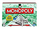 Monopoly Board Game Wall Decals Stickers for Rooms or Bedroom/Basic Board Game Look Cards Card Board Sticker Kids Walls Family Fun Children Kid Strategy Games Art Decor Size 12x20 inch