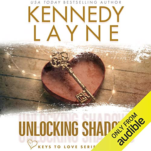 Unlocking Shadows  audiobook cover art