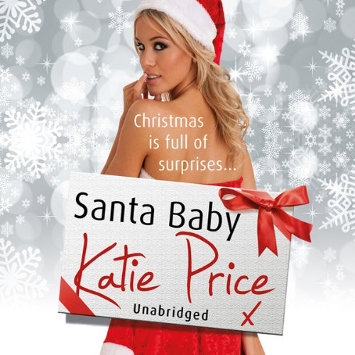 Santa Baby audiobook cover art