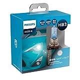 フィリップス ヘッドライト ハロゲン HB3 4300K 12V 65W クリスタルヴィジョン 輸入車対応 2個入り PHILIPS CrystalVision CV-H5-2