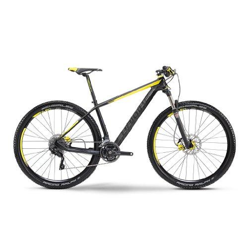 Haibike - Bicicleta de montaña Light SL, 29 pulgadas, aluminio, Shimano Deore XT, 30 marchas