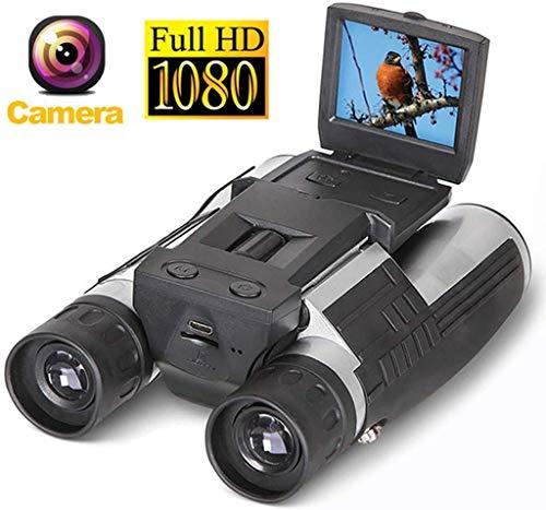 YGB telescoop HD 1080P zwart verrekijker digitale camera USB verrekijker telescoop, video en foto, oplaadbaar