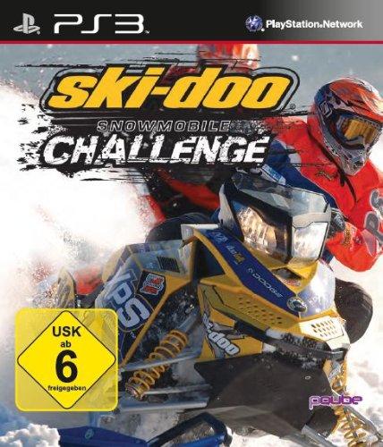 Ski-Doo Snowmobile Challenge [Edizione: Germania]