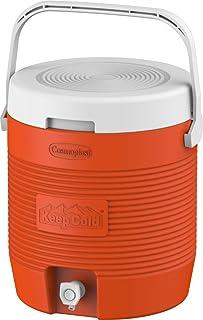 مبرد مياه كوزموبلاستيست MFKCXX012OR حافظ على برودته، صغير، سعة 12 لتر - برتقالي