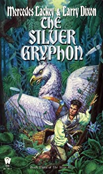 The Silver Gryphon by Mercedes Lackey & Larry Dixon science fiction and fantasy book and audiobook reviews