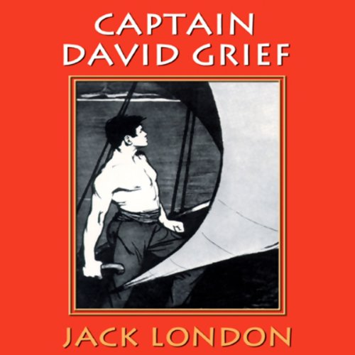 Captain David Grief audiobook cover art