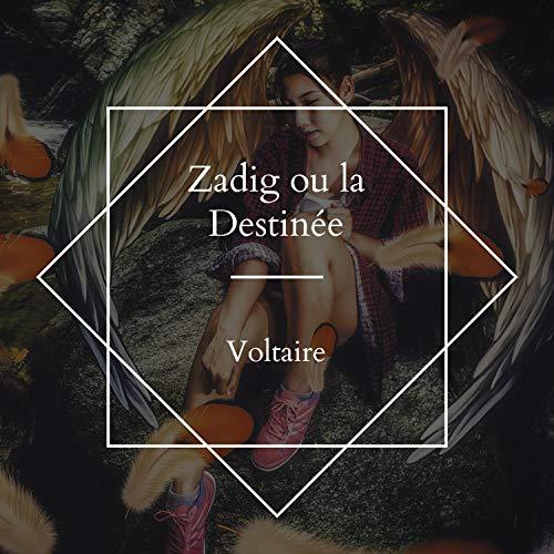 『Zadig ou la Destinée』のカバーアート