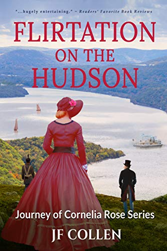 Flirtation on the Hudson (Journey of Cornelia Rose Book 1)