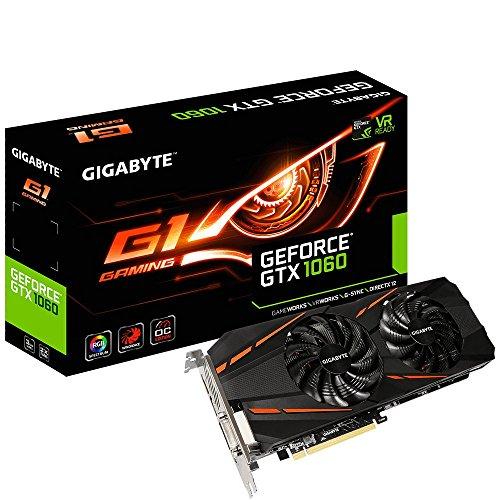 Gigabyte GEForce GTX1060 3GB