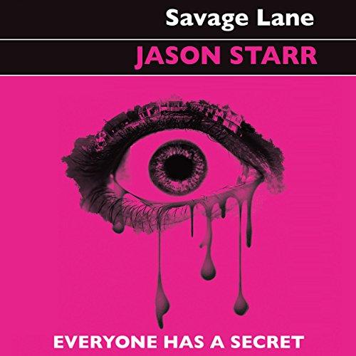 Savage Lane cover art
