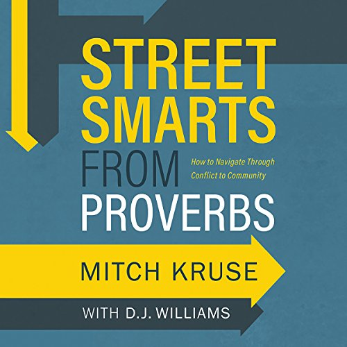 Street Smarts from Proverbs audiobook cover art