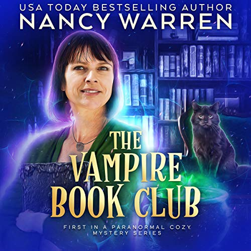 Vampire Book Club  By  cover art