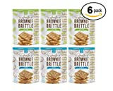 Sheila G's Brownie Brittle Blondie Spring Summer Variety Pack (Key Lime & Coconut), 4 Ounce Bags (Pack of 6)