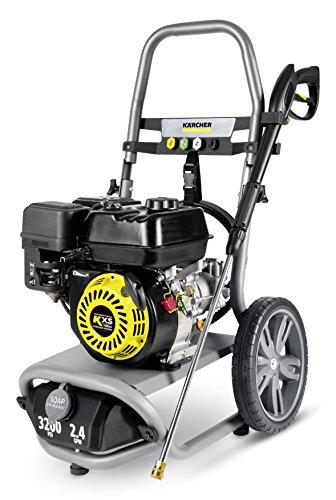 Karcher 11073870 G3200X Gas Pressure Washer, Gray