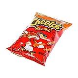 Frito-Lay Cheetos Croccanti Originali con Formaggio - 4 confezioni da 35 g