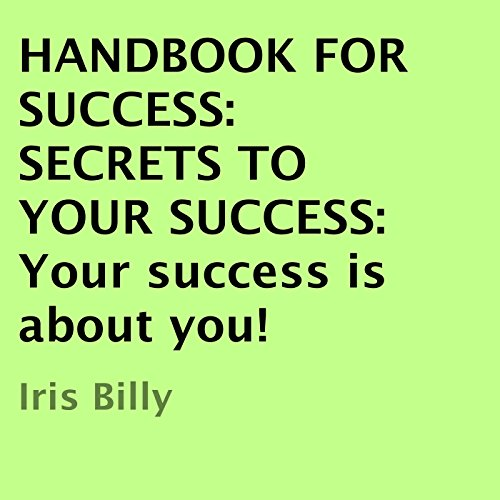 Handbook for Success audiobook cover art