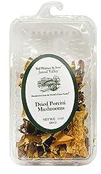 Jansal Valley Dried Porcini Mushrooms, 1 oz