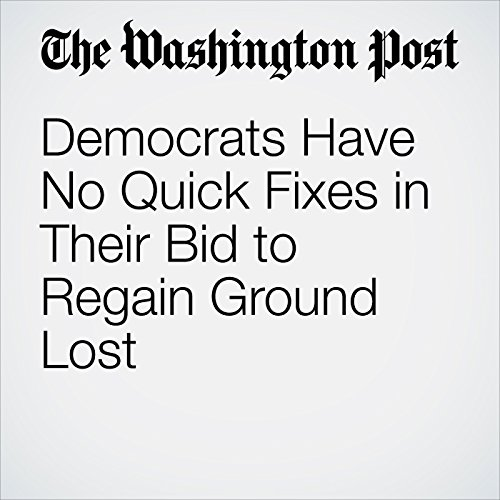 Democrats Have No Quick Fixes in Their Bid to Regain Ground Lost copertina