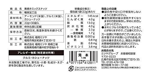 福岡ミツヤ『NUTSTOMEETYOUミックスナッツ』