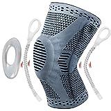 LxTop Con la rodilla de apoyo lateral Estabilizadores mejor rodillera...