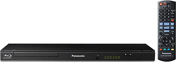 Panasonic DMP-BD75 Ultra-Fast Booting Blu-ray Disc Player
