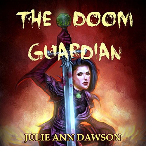 The Doom Guardian audiobook cover art