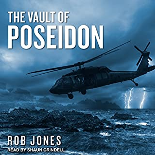 The Vault of Poseidon     Joe Hawke Series, Book 1              By:                                                                                                                                 Rob Jones                               Narrated by:                                                                                                                                 Shaun Grindell                      Length: 8 hrs and 23 mins     Not rated yet     Overall 0.0
