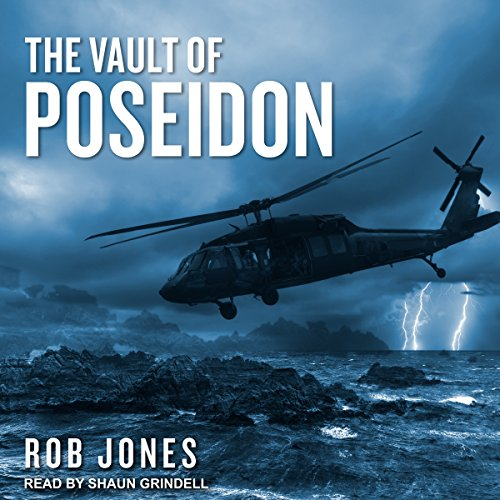 Couverture de The Vault of Poseidon