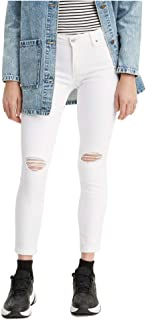 Levi`s Women`s 711 Skinny Ankle Jeans (Standard and Plus)