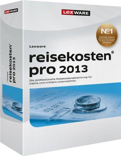 Lexware Reisekosten Pro Juli 2013 Update (Version 13.50) [import allemand]