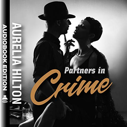 Partners in Crime  audiobook cover art