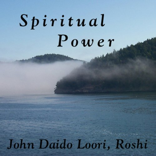 Spiritual Power audiobook cover art