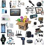 WEWQ Caja de Misterio (Equipo electrónico) Caja Lucky se Puede Abrir: Los últimos teléfonos móviles Drone Smart Watches Purificadores de Aire, etc. ¡Todo es Posible!
